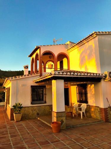 Casa rural ConMdeMálaga Balcón de Iznate (Espanya Iznate ...