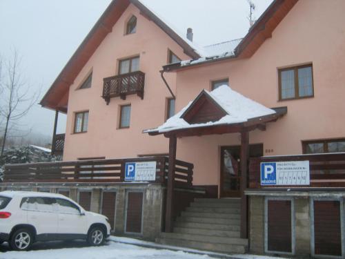 Apartmán Klondajk Harrachov