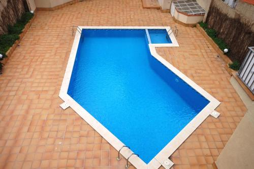 Lets Holidays Luxury Centric Apartment with Pool - Palmera 2