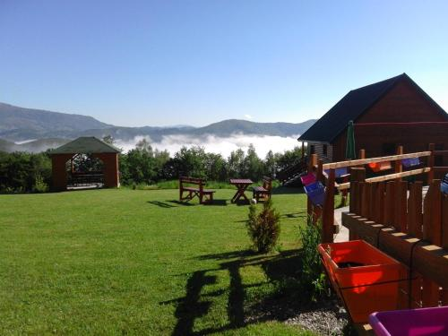 Country House Eco village Ćori...