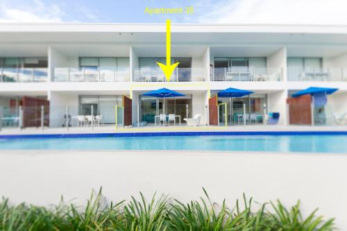 Port Douglas - Main lagoon Swim-out POOL Apartment