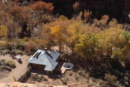 Los Vados Canyon House