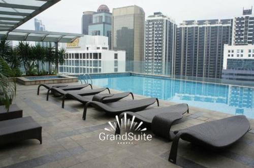 Apartment Grand Suites Petronas Twin Towers Klcc Kuala Lumpur Malaysia Booking