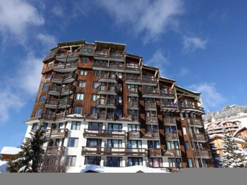 Apartment Cap neige