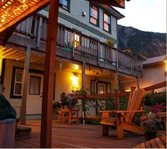 Alaska's Capital Inn Bed and Breakfast