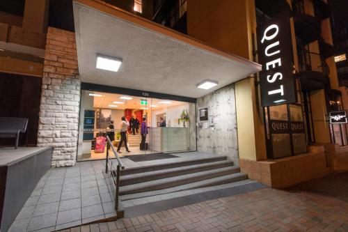 Quest On The Terrace Serviced Apartments