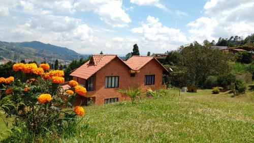 Habitación Privada en La Cabaña Rústica
