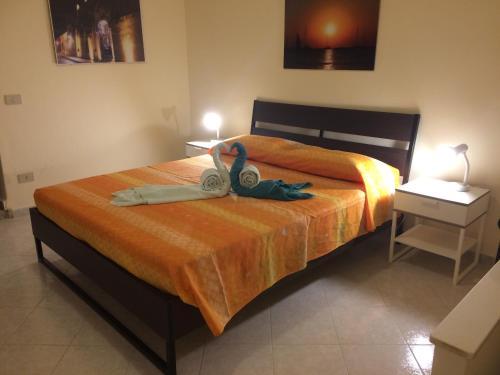 Comodo appartamento fronte mare Arenella
