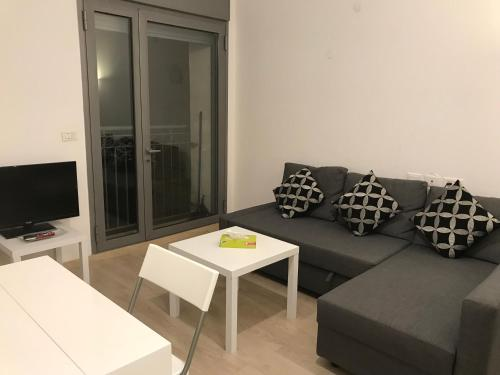 A seating area at BBA - Brand New 1BR in RavKook7