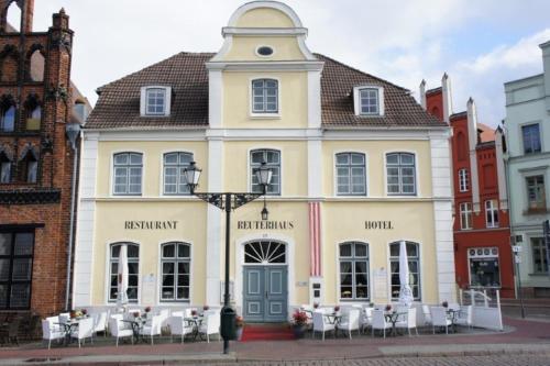 Hotel Reuterhaus Wismar