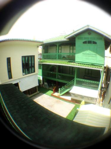 Green Teak House