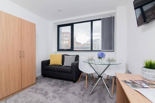 Fully Serviced Studio Manchester