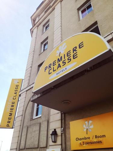 Carte De France Des Hotels Premiere Classe