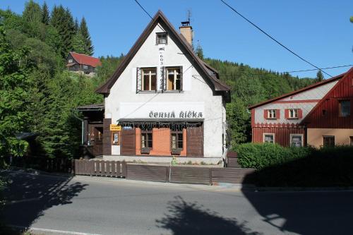 Apartmány Černá Říčka