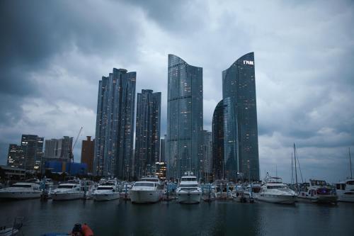Haeundae Zenith Sky Penthouse