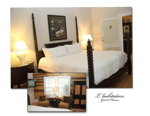 L'Habitation Guesthouse- Adult Exclusive