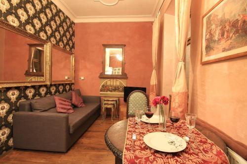 Dream apartments in old Prague