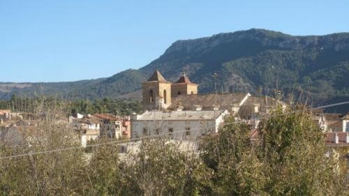 Attic in Cornudella