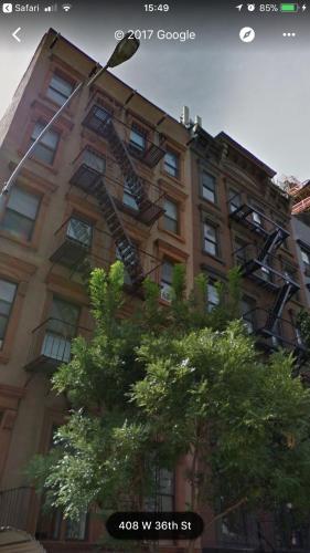 Francesco Times Square Apartment
