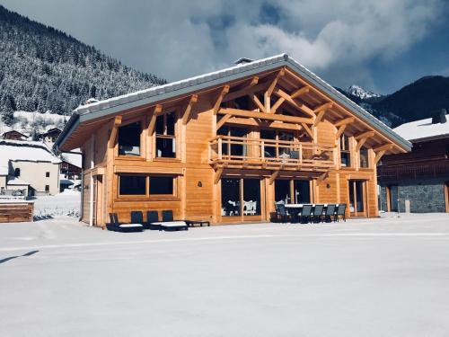 location chalet ski alpes du nord