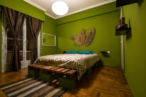 Athina Hostel private rooms