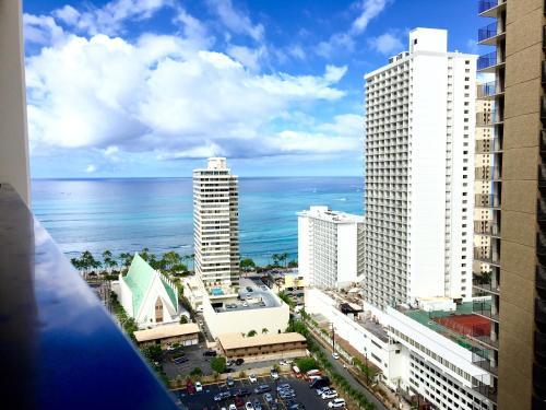 Aston Banyan Oceanview Luxury Suite