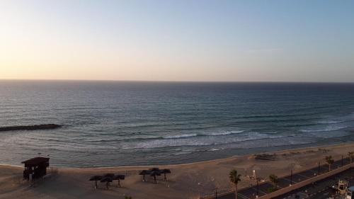Apartment in Haifa on the beach