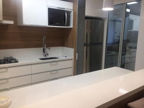 Apartamento 201-Haus Berg (2 Quadras Rua coberta)