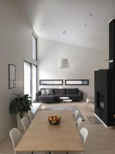 Modern house with 3 bedrooms