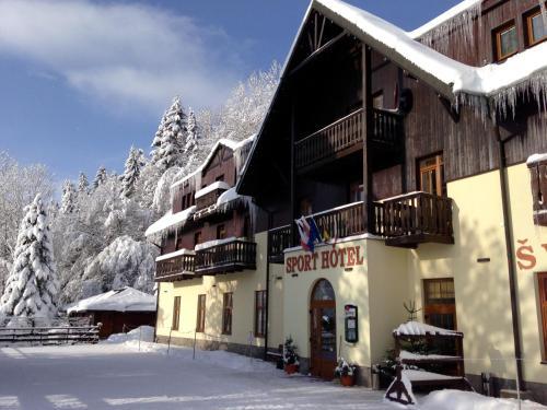 Svycarska Bouda