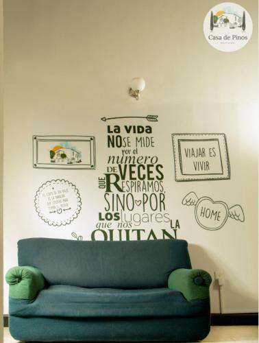 Habitaciones en Casa Campestre Barrio Los Pinos