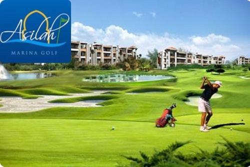 Appart Asilah Marina Golf
