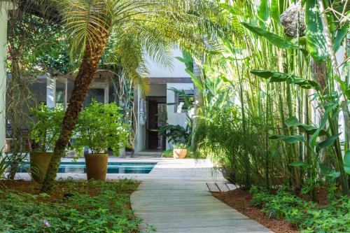 Woonkamer Casa Lola : Vakantiehuis casa lola brazilië trancoso booking