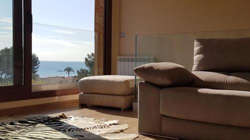 Casa de vacaciones Cala de La Mora