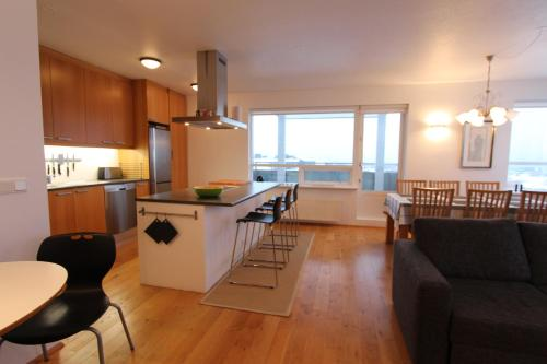 Elegant Apartment with View