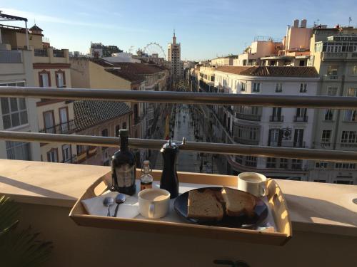 Bild på hotellet Larios Suites i Malaga