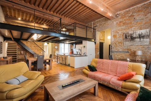 Appartement au pied de la Place Bellecour