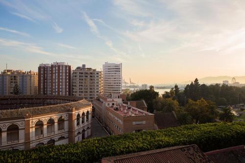 Bild på hotellet Hotel Eliseos i Malaga