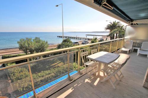 Apartment Seaside La Porte Des Iles