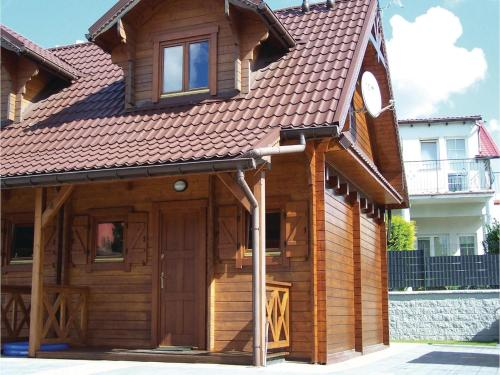 Two-Bedroom Holiday Home in Sianozety