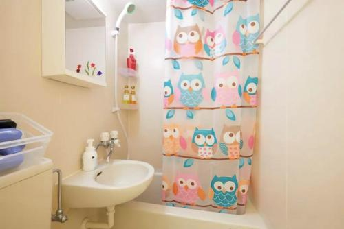 餅屋CT公寓衛浴