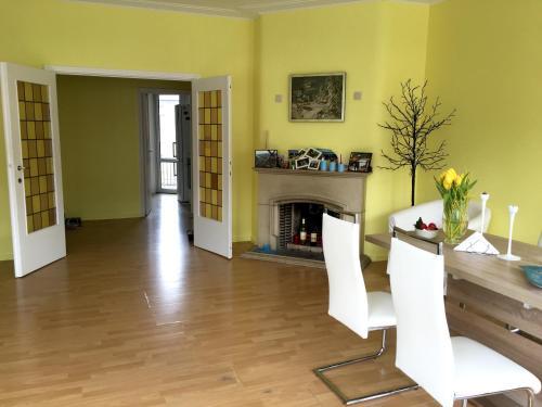 Big room in a 120sqm apartment near ULB/Flagey/VUB