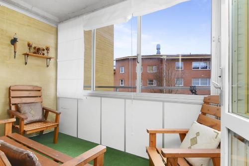 Foto hotell 3 room apartment in Stockholm - Odalvägen 19