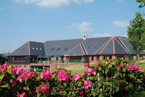 沃顿公园高尔夫和乡村俱乐部酒店