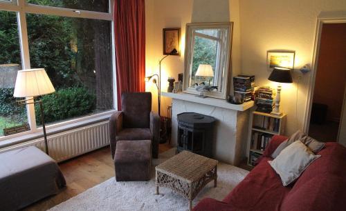 Area soggiorno di De Boem