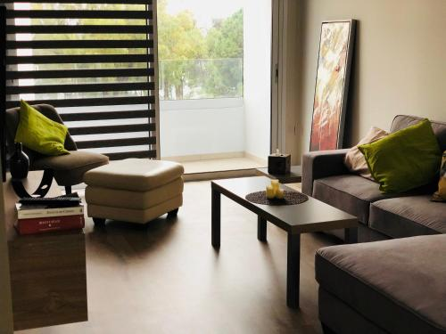 Steps from Beach, Three-Bedroom City Center Apartment
