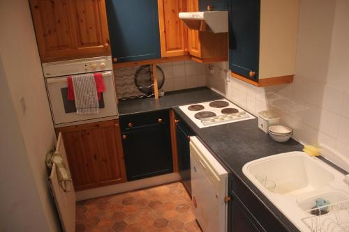 A kitchen or kitchenette at Wishmoor