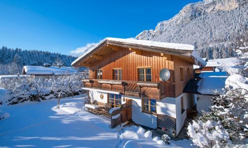 Ferienhaus am Wilden Kaiser