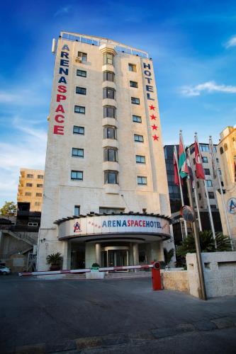 Arena Space Hotel Jordanien Amman Booking Com
