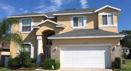 Vacation home 4701 ruby red lane kissimmee fl for 7 bedroom vacation homes in kissimmee fl